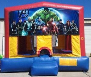 avengers-bouncy-rental