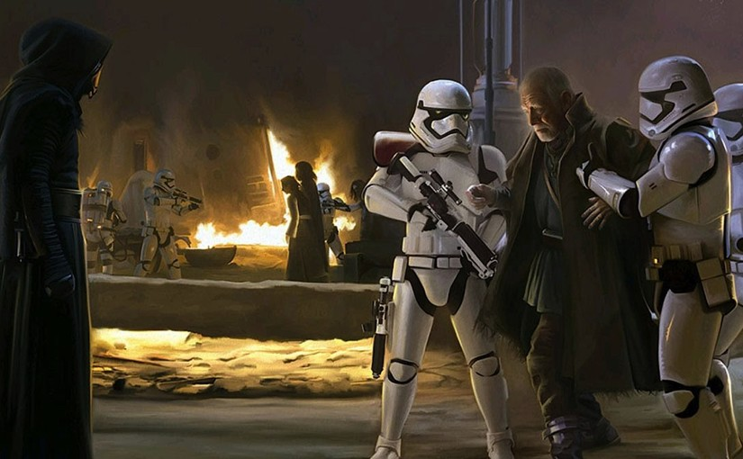 Image result for first order stormtrooper force awakens movie