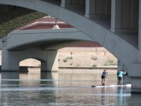 Play on the water at Tempe Town Lake