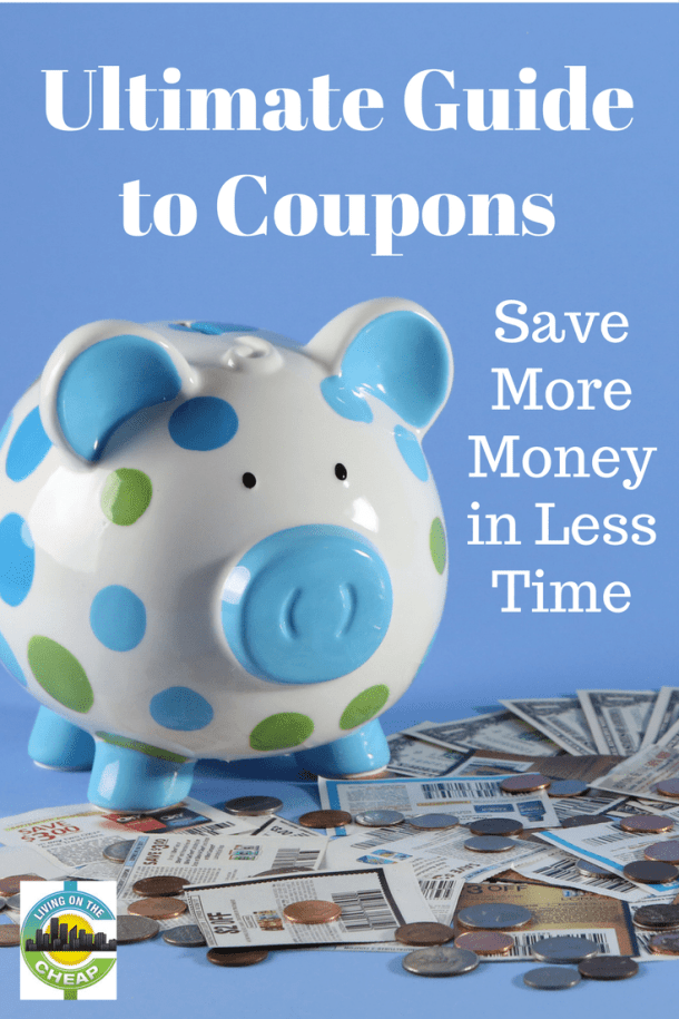 The Ultimate Guide to Coupons