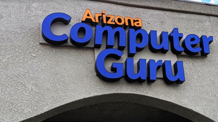 phoenix managed services - Arizona Computer Guru