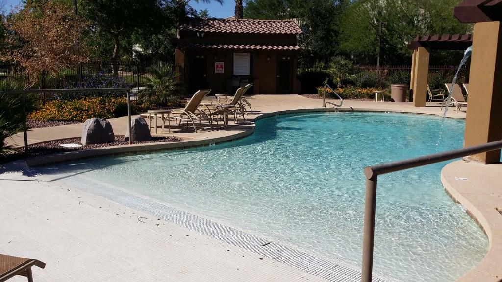 Northgate's Community Wading Pool
