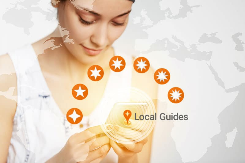 Google Local Guide New Point System and Badges