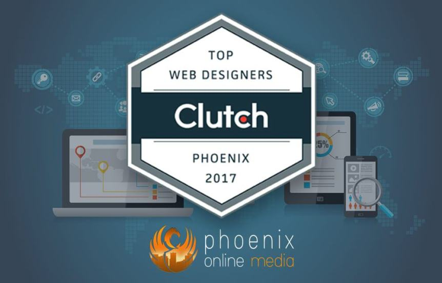Phoenix Online Media Recognized as a Top 10 Phoenix Web Design Agency