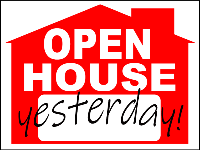 Did you miss your favorite home's Open House?