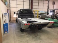 2017 F-350 with Custom Flatbed and Camper Hit The Road to ...