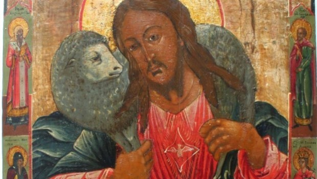 Jean's Gospel: The Parable of the Lost Sheep 1