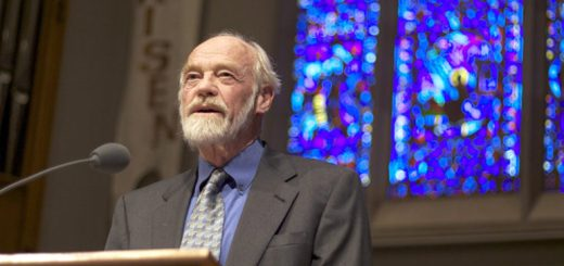 Eugene Peterson Has Died 2