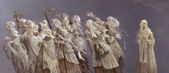 Jean's Gospel: The Ten Lepers 1