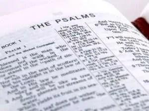 Jean's Gospel: Psalm4: Give Us Hope – Part3 1