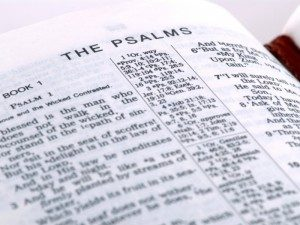 Jean's Gospel: Psalm 72: To Great David's Greater Son 1
