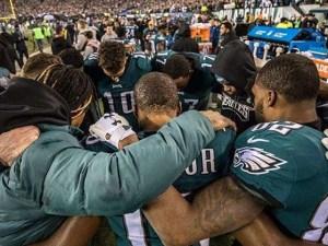 """The Eagles 'Faith Playbook"""": Kevin H 1"""
