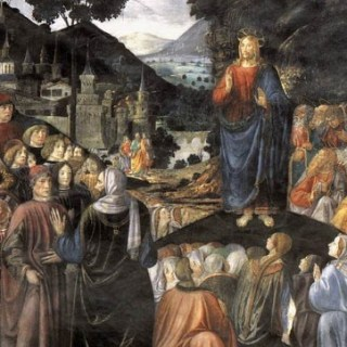 Jean's Gospel: What Happened To The Sermon On the Mount? 1