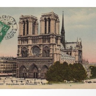 Postcard From Paris: Duane W.H. Arnold, PhD 7