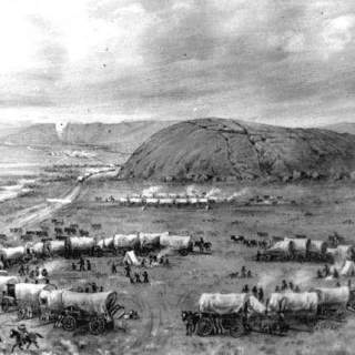 """Circle the Wagons"": Duane W. H. Arnold, PhD 1"