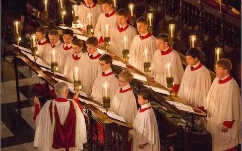 A Bidding Prayer for Christmas Eve: Duane W.H. Arnold, PhD 3