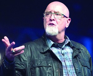"James MacDonald Being ""Restored"" By Calvary Chapel South Bay 4"
