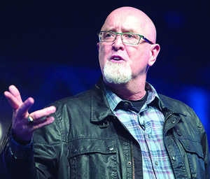 "James MacDonald Being ""Restored"" By Calvary Chapel South Bay 1"