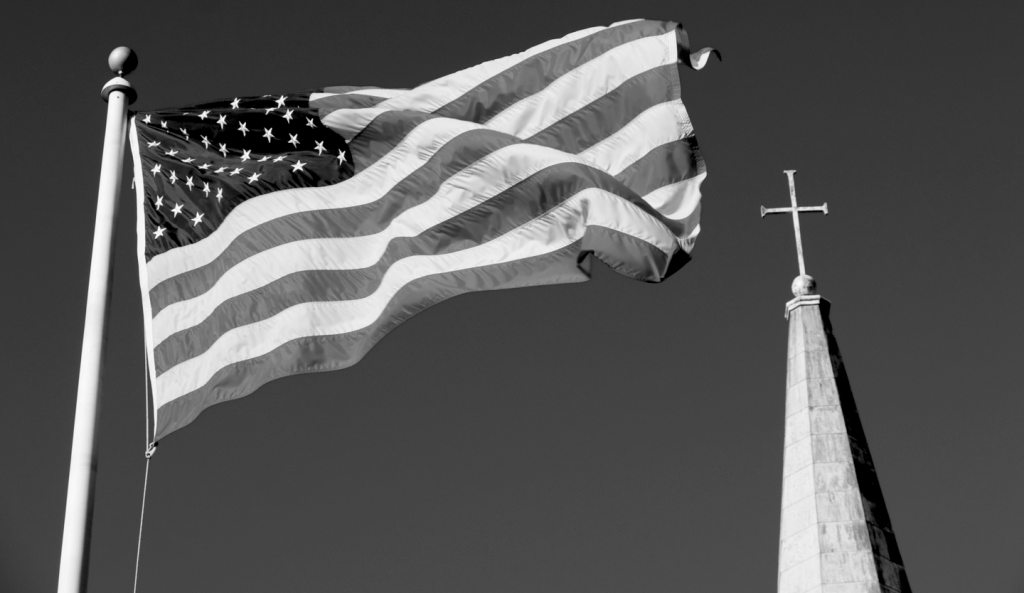 The Heresy of Christian Nationalism: Duane W.H. Arnold, PhD 3