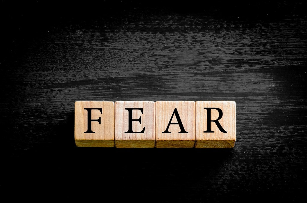 Fear: Duane W.H. Arnold, PhD 3