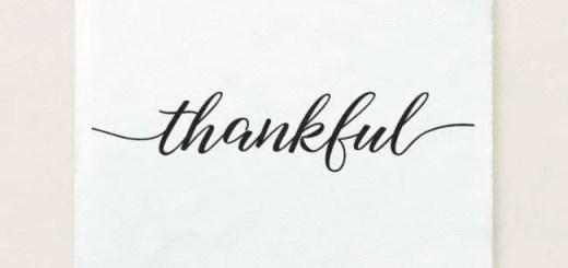 Thankful: Duane W.H. Arnold, PhD 6