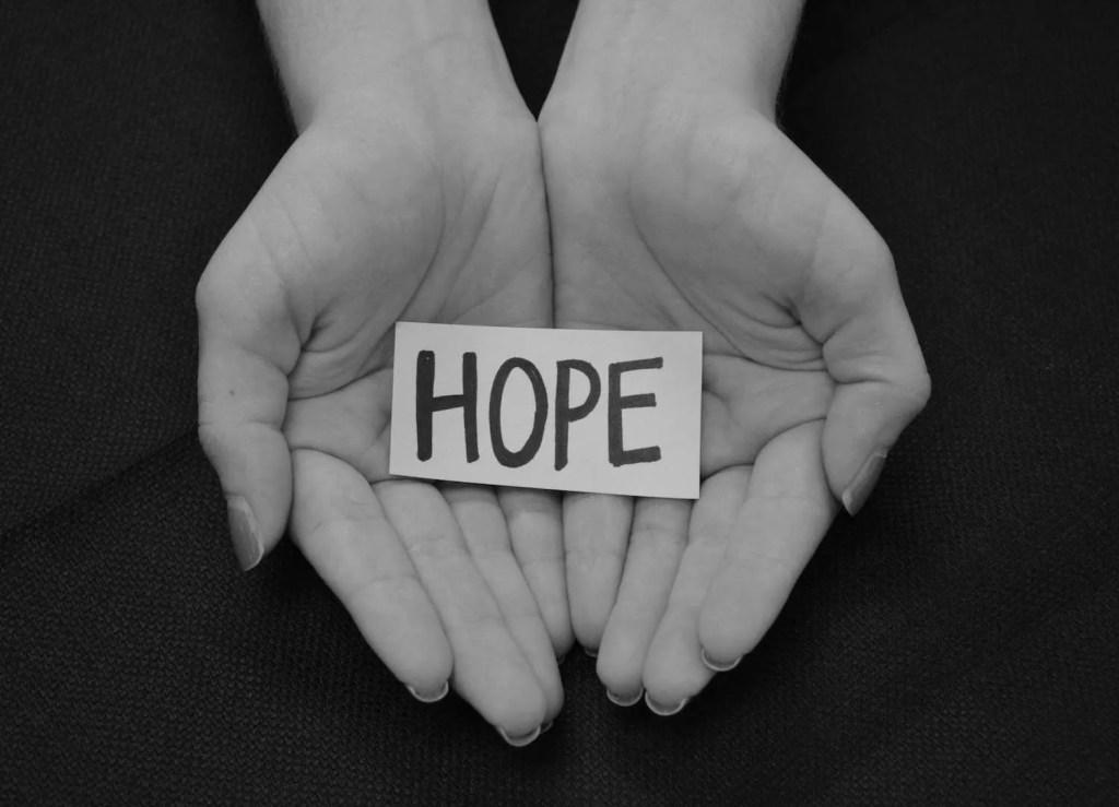 Hope is a Choice: Duane W.H. Arnold, PhD 3
