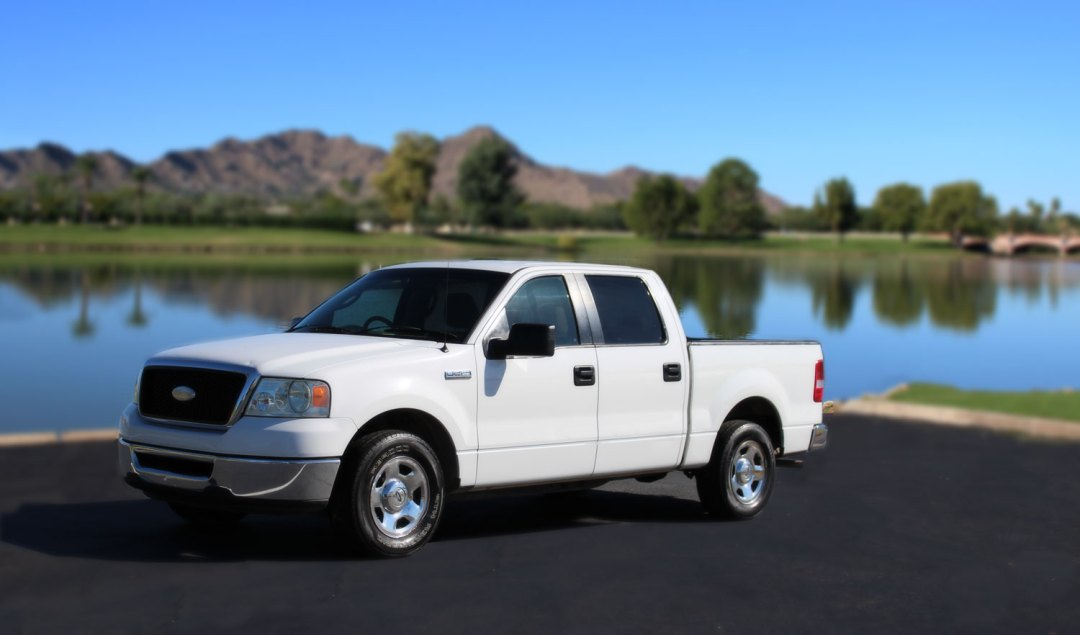 Phoenix Car Rental offers a variety of pickup trucks for rent