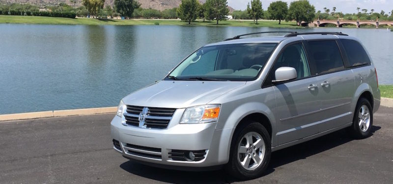 Phoenix Car Rental, in Phoenix, Arizona, rents minivans