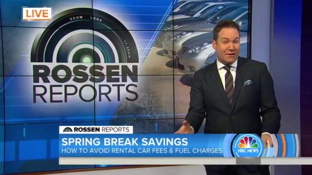 """The Today Show Reveals the """"Secrets You Need to Save Money"""" on a Car Rental"""