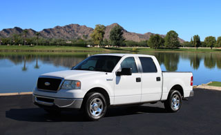 Ford F-150 for Rent at Phoenix Discount Car Rental