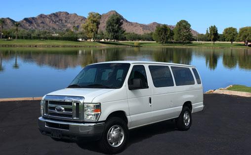 15-passenger van rental Phoenix, Arizona