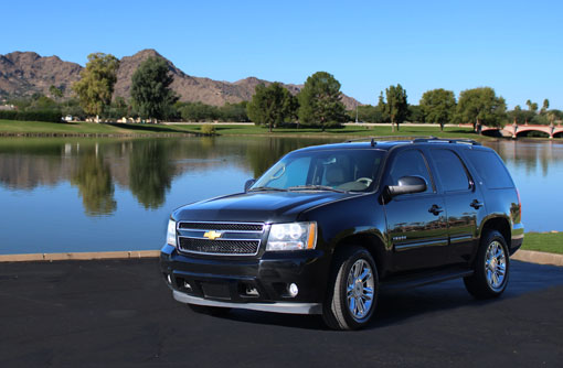 Phoenix Car Rental Tahoe for rent in Phoenix, Arizona
