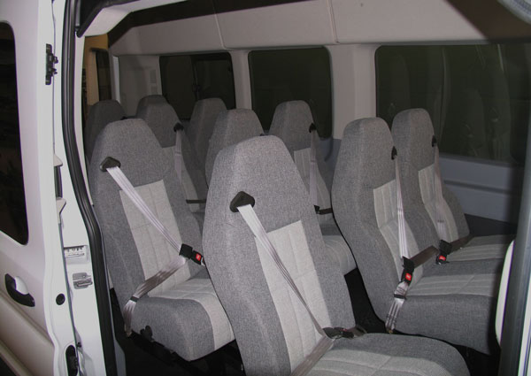 Rent Large Ford Transit Van Phoenix
