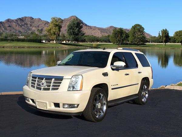 Cadillac Escalade rental Phoenix, Arizona