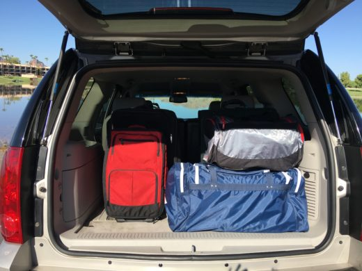 Yukon and Tahoe for Rent in Phoenix AZ