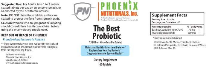 Providing 14 Billion Micro Flora Per Serving. Not all Probiotics are created equally. There are a great many misconceptions about Probiotic Supplements, Many people think that a variety of strains are better, which is mostly untrue. Another often missing factor is the absence of a Prebiotic, which is vital to ensure that the body can manufacture beneficial bacteria. Our Formula provides high potency Probiotics together with one of the Best Prebiotics known, for a total approach.