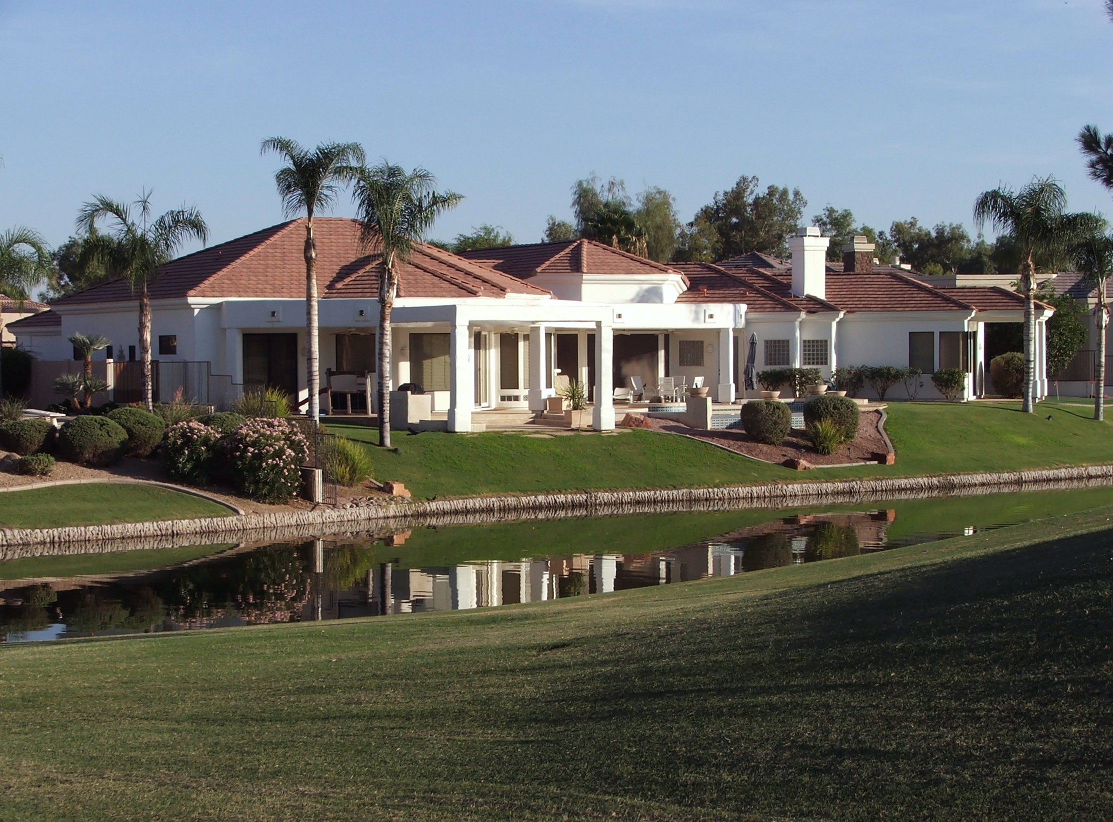 ocotillo lakes the jewel of chandler waterfront community homes