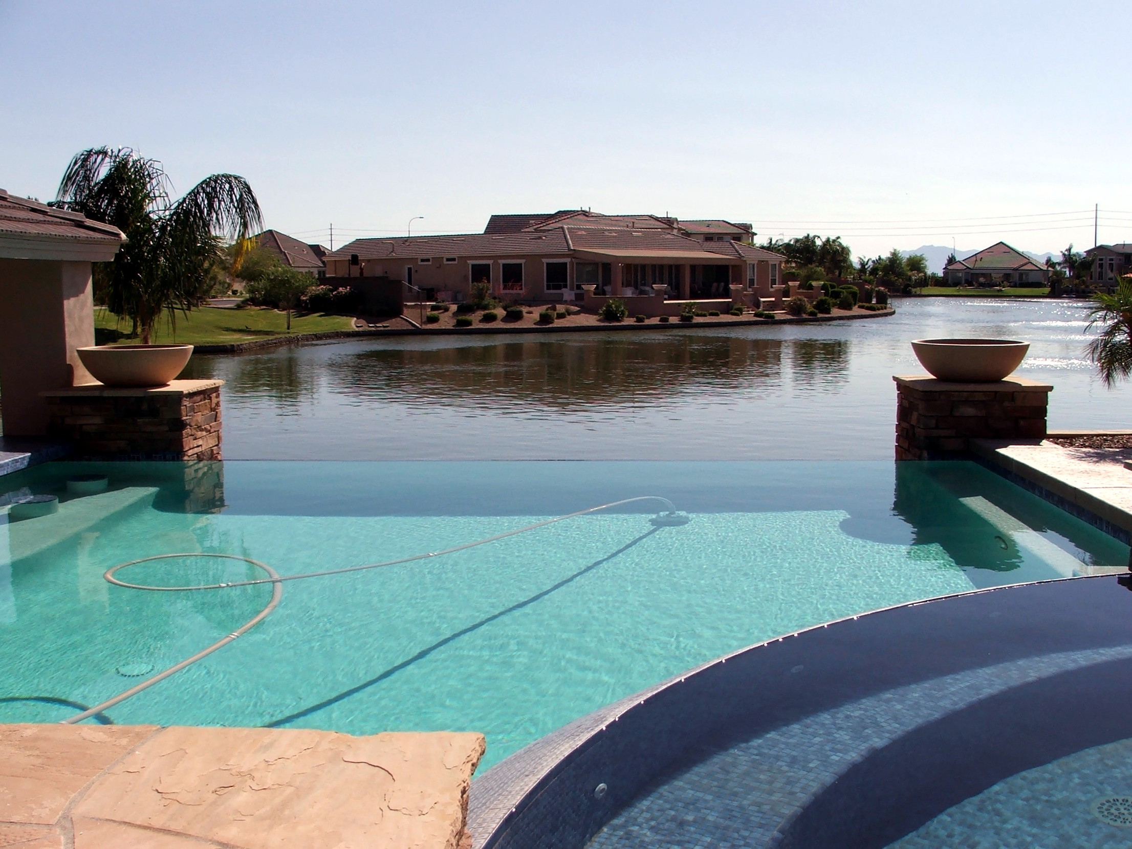 What Are The On Going Costs Of A Pool In Phoenix Phoenix Arizona Waterfront Homes