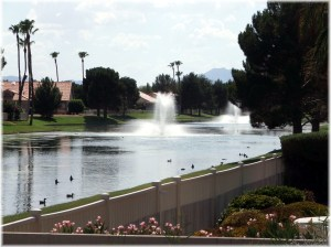 Sun Lakes waterfront retirement homes for sale
