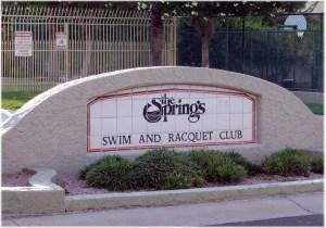 Springs Swim and Raquet Club