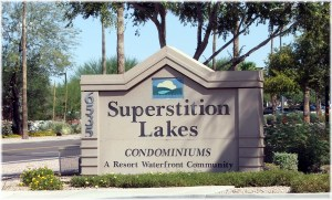 Superstition Lakes Marque