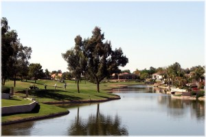 Ocotillo Golf and waterfront