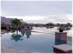 Santan Pool and Lake