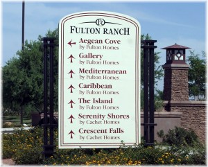 Fulton Ranch Communities in Chandler Az