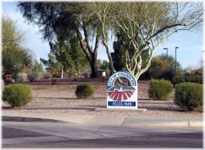 Pecos Ranch Park in Chandler