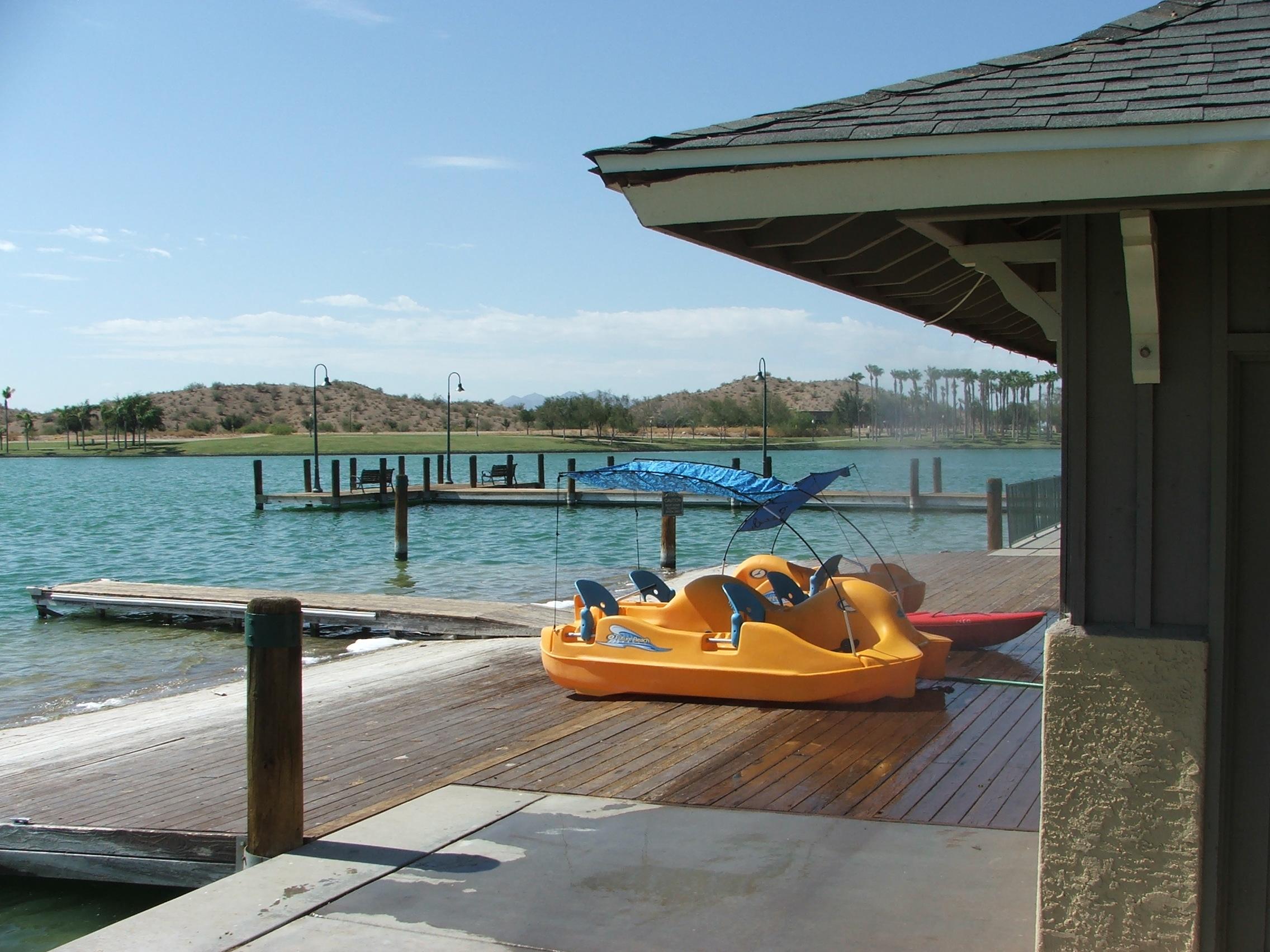 Estrella Mountain Ranch Homes For Sale Lakefront