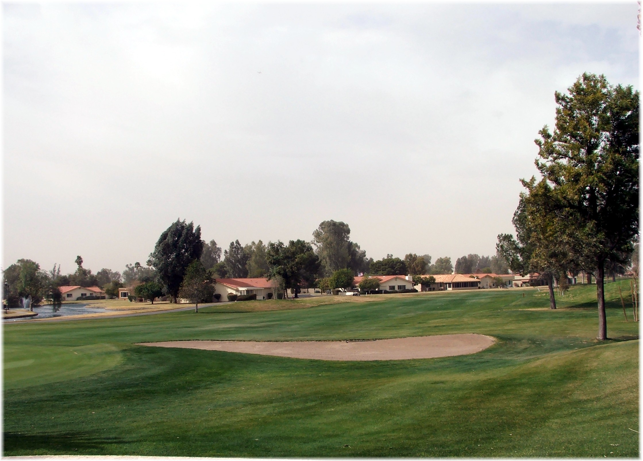 Leisure World Active Adult Lake Community In Mesa