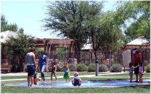 Power Ranch Splash Pad