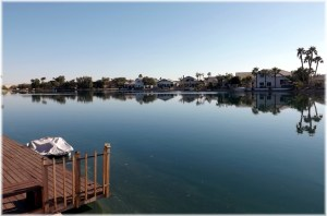 Desert Harbor Boat Dock