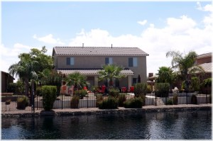 Rancho El Dorado waterfront